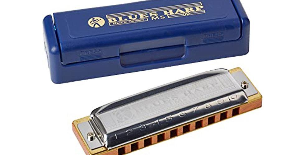 Hohner Blues Harp, Harmonica in Key of C