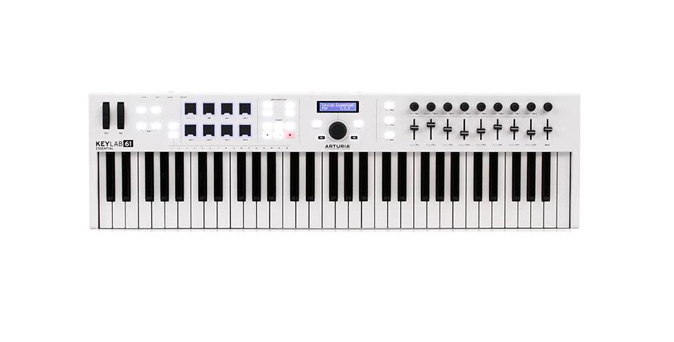 Arturia Keylab Essential 61 key, White