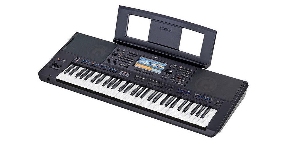 Yamaha PSR-SX900, 61-Keys Arranger Workstation Keyboard