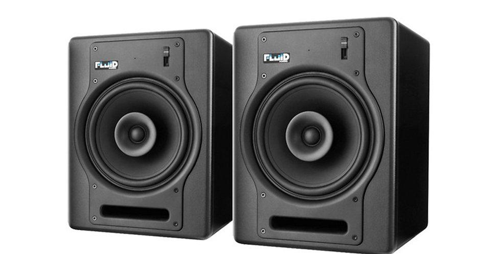 FLUID AUDIO FX8 STUDIO MONITOR (PAIR)