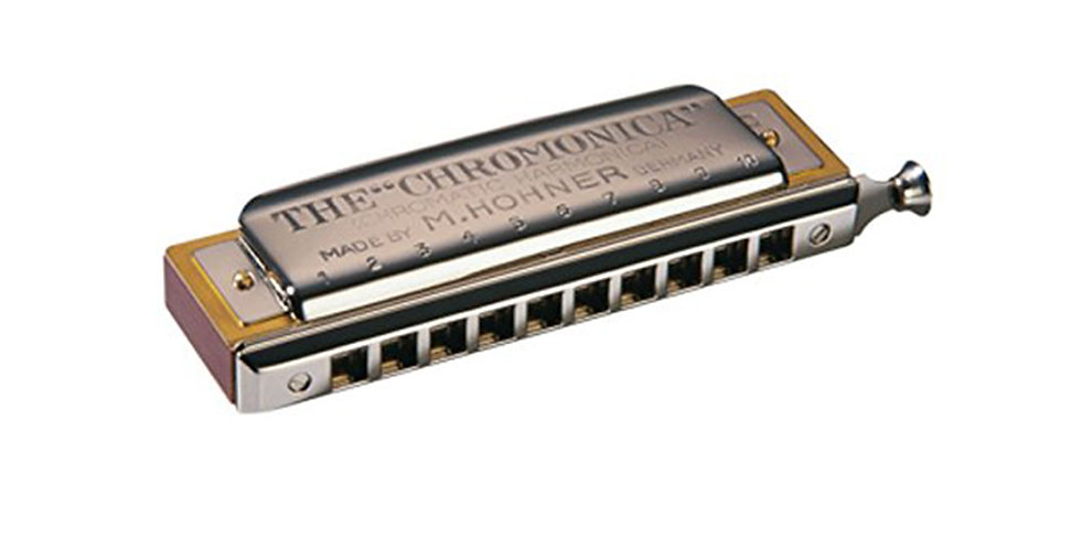 HOHNER CHROMONICA 10 HOLES 260 IN C