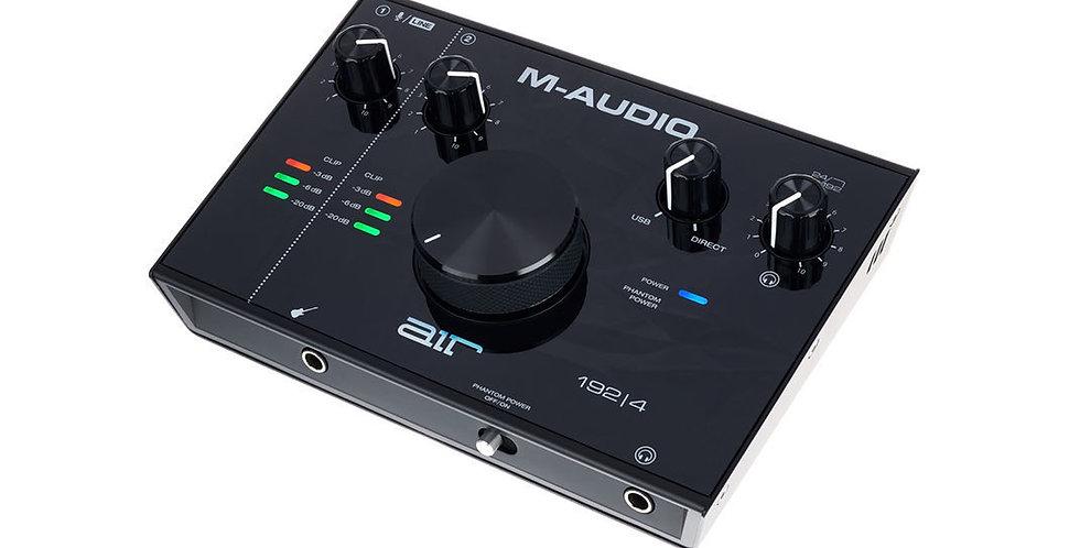 M-Audio AIR 192|4 USB 2x2 Audio Interface