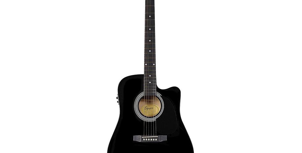 Fender SA-105 CE Semi Acoustic Guitar
