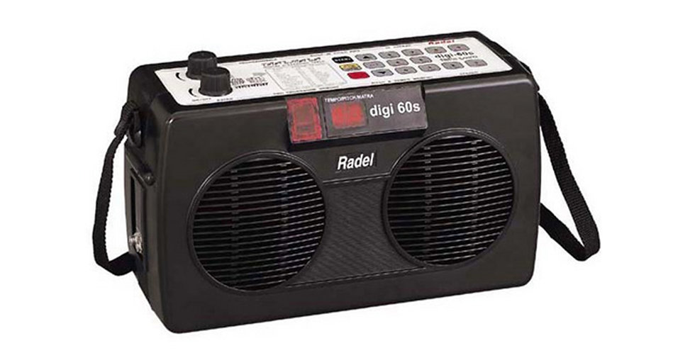 RADEL Taalmala Digi 60 DX, Digital Tabla