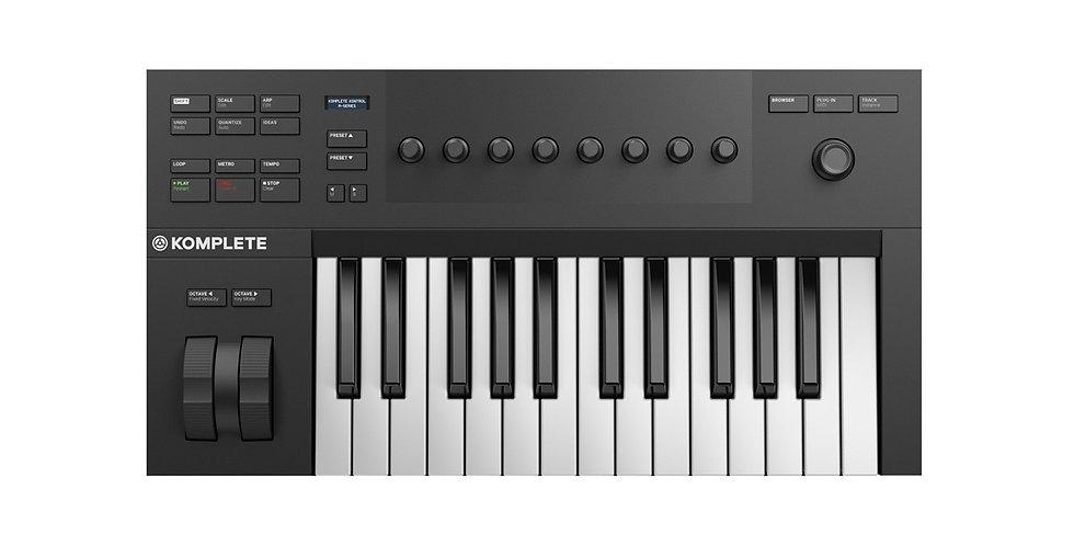 Native Instrument Komplete Kontrol A series keyboard controller