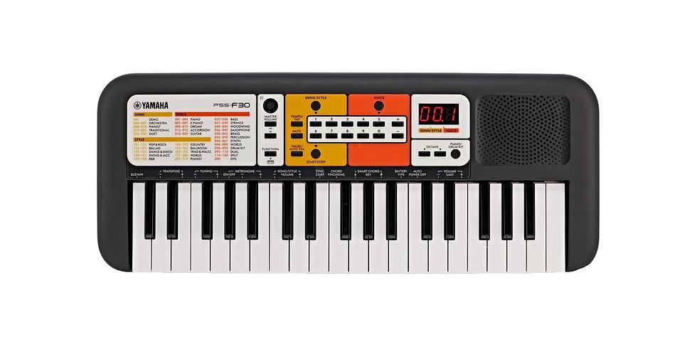 Yamaha PSS-F30 Portable Electronic Keyboard
