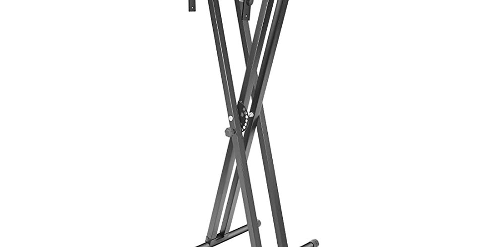 Striker SK-01 Portable double X keyboard stand