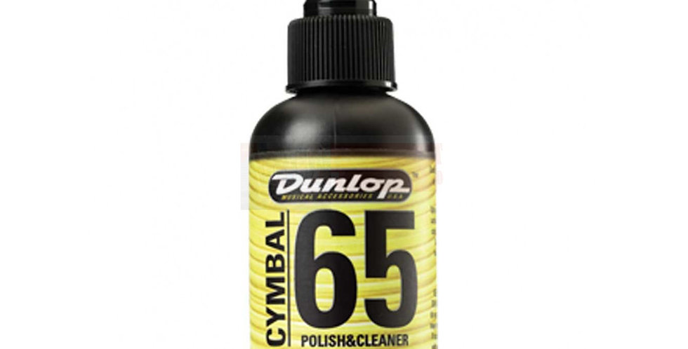 Dunlop 6434 Cymbal 65 Cleaner 4oz (118ml)