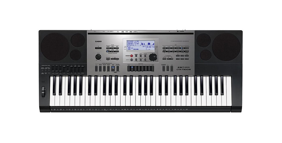 Casio CTK-7300IN portable keyboard