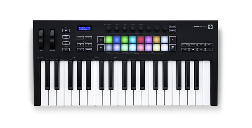 NOVATION LAUNCKEY 37 MKIII MIDI Keyboard