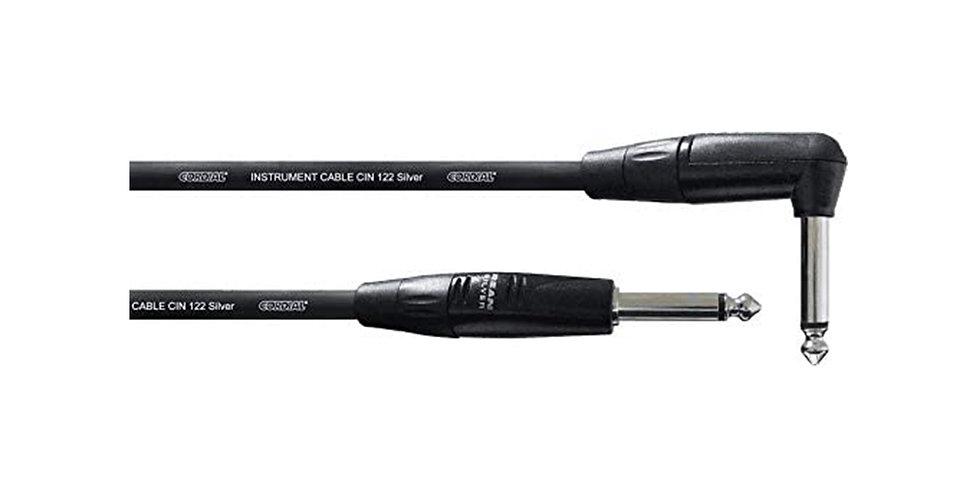 Cordial CII 9 PR, 9m instrument cable