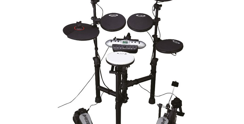 Carlsbro CS D130 - Compact Electronic Drum Kit
