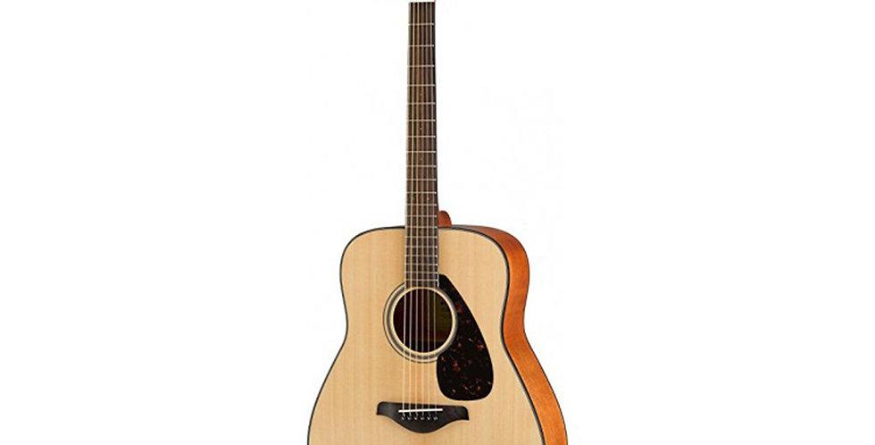Yamaha FG800 natural acoustic Guitar