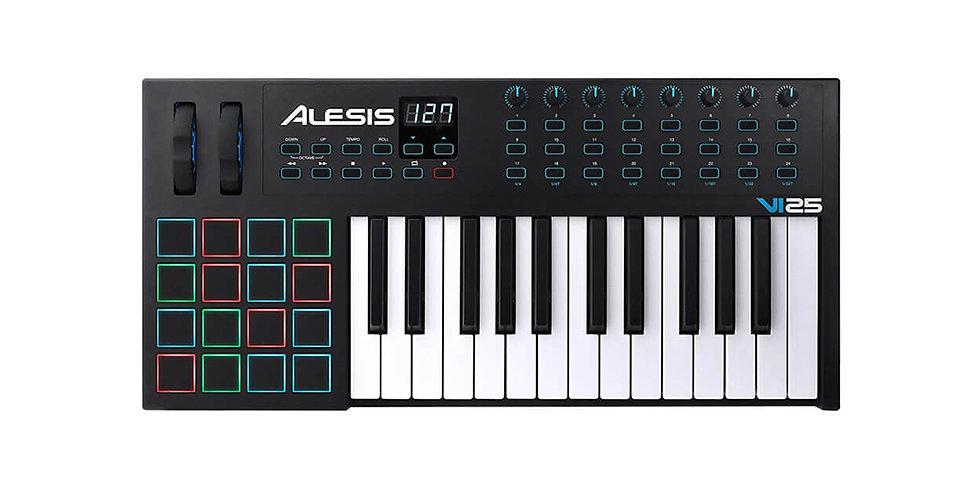 ALESIS VI25 USB/MIDI Keyboard Controller