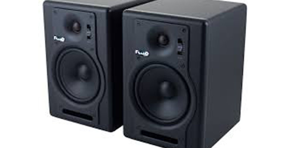 Fluid Audio F5 FADER SERIES MONITORS
