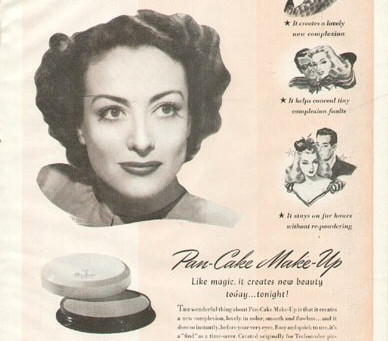 Max Factor Returns to the States