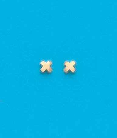 Small Hugs Stud Earrings