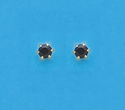 Small CZ Round Colors