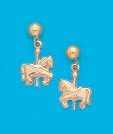 Carousel Horse Dangle