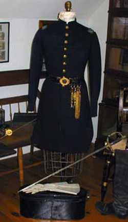 Augustus Ayling Civil War Uniform