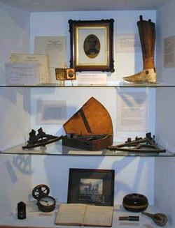 Marine Room Exhibit
