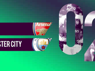 Hasil Pertandingan Premier League, Arsenal 0 – 2 Manchester City