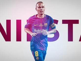 Iniesta Yakin Masih Bisa Jadi Starter Barcelona Beberapa Tahun Kedepan