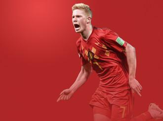 Hasil Pertandingan, Brasil 1 – 2 Belgia: Setan Merah Taklukkan Favorit Juara