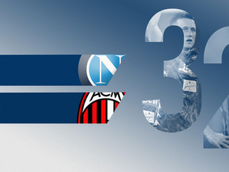 Hasil Pertandingan, Napoli 3 – 2 AC Milan