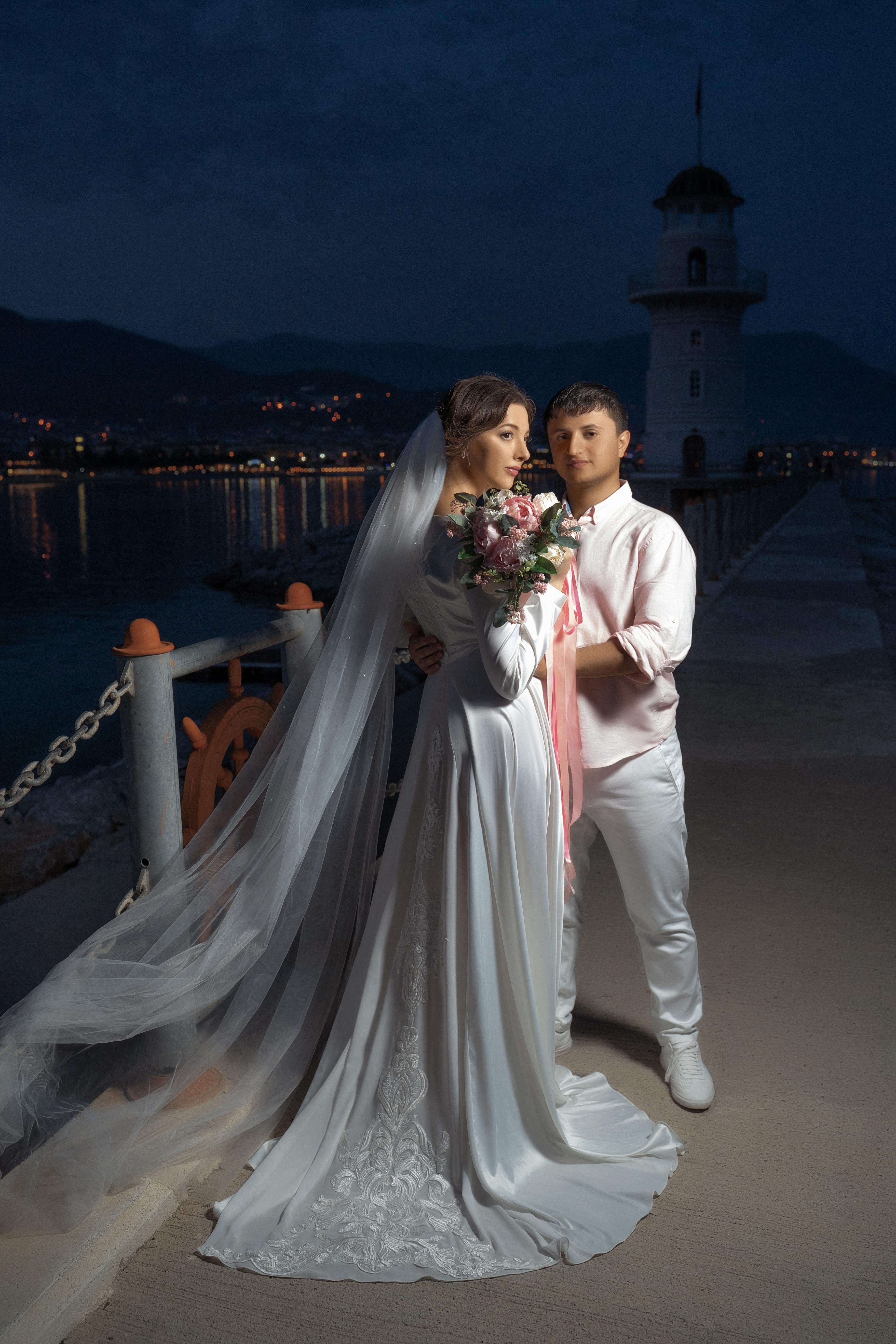 Свадебная фотосессия Алания