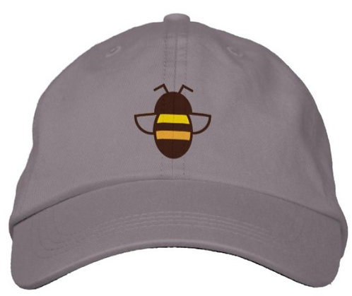 Embroidered Hat with Buzz Heroes Logo