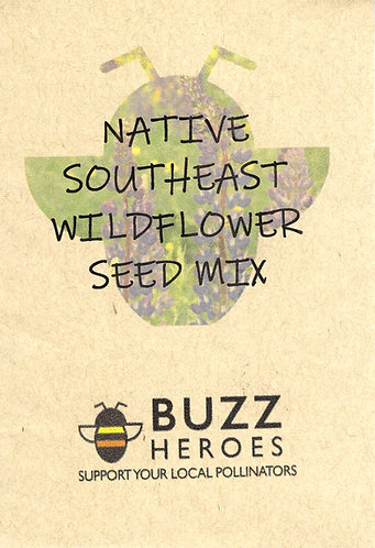 Native Southeast Wildflower Seed Mix