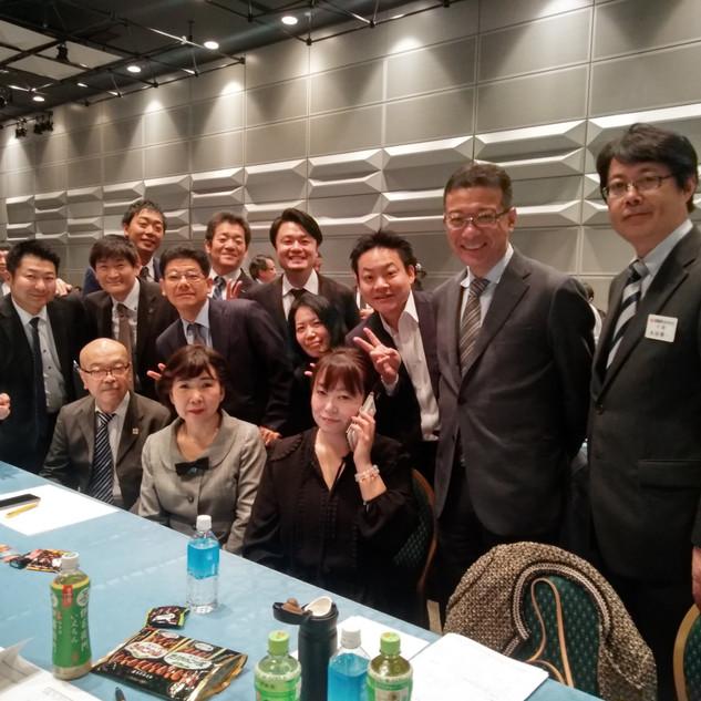 11月 東京特別研修