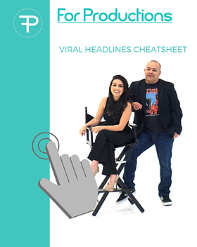 For Productions - VIRAL HEADLINES CHEATS