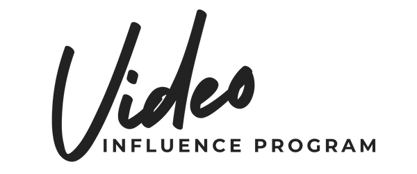 VIP - Video Influencer Program - black
