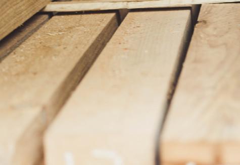 Cedar Timber Beams