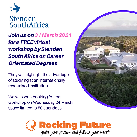 Join us for a virtual workshop by Stende
