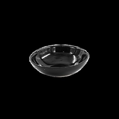 BLACK SALAD BOWL