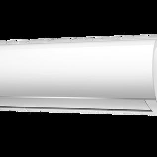 Media Midwall split (Blanc)