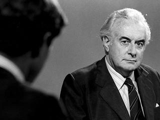 "John Pilger on Gough Whitlam and the CIA's ""forgotten coup"""