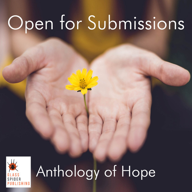Submit Your Work for an Anthology of Hope