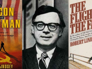 """Author Robert Lindsey reviews """"American Sons: The Untold Story of the Falcon and the Snowman&qu"""