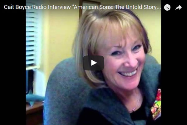 Cait Boyce, wife of Cold War spy Christopher Boyce, is interviewed by John Aberle about the U.S. justice system and the book American Sons: The Untold Story of the Falcon and the Snowman.