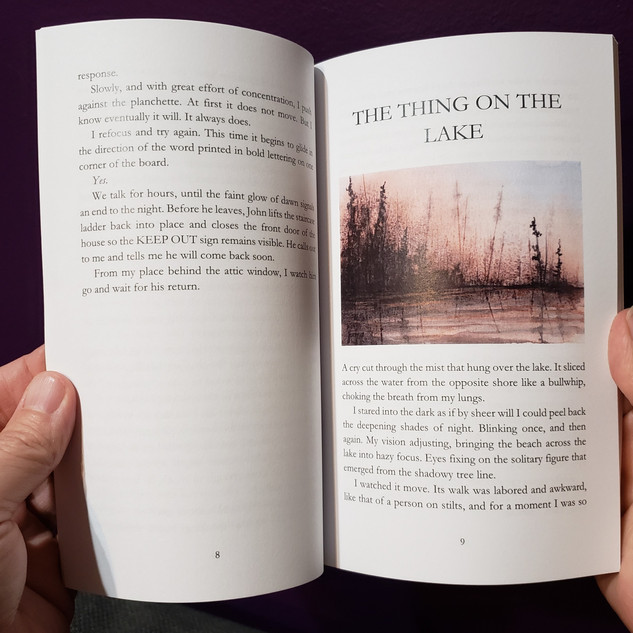 The Thing on the Lake