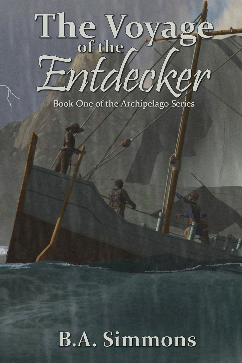 "Click here to find ""The Voyage of the Entdecker"" on Amazon."