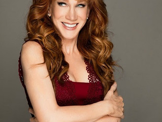 "Kathy Griffin ranks ""American Sons"" in top 3 favorite reads of 2016"