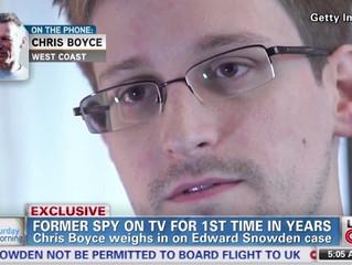 Christopher Boyce discusses Edward Snowden on CNN (video)