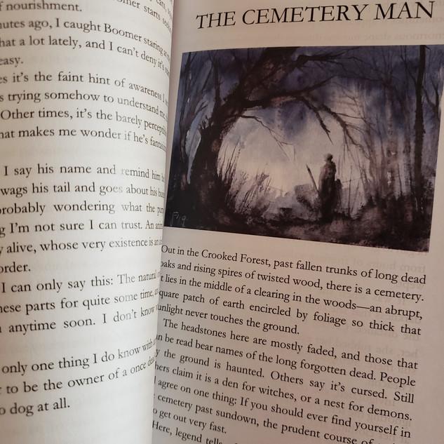 The Cemetery Man