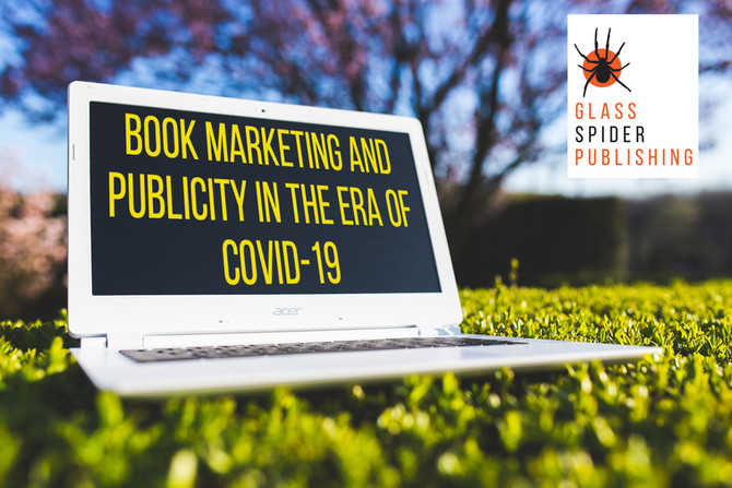 Book Marketing and Publicity in the Era of COVID-19