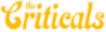 The Criticals band logo
